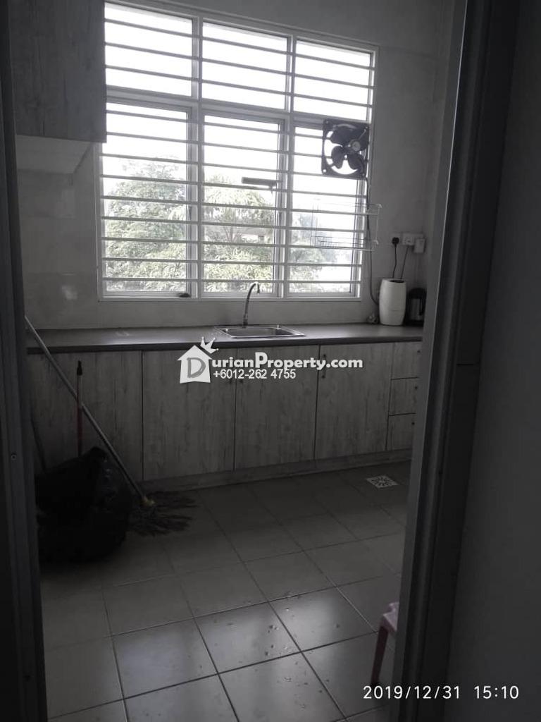 Townhouse For Rent at Pandan Mas, Pandan Jaya