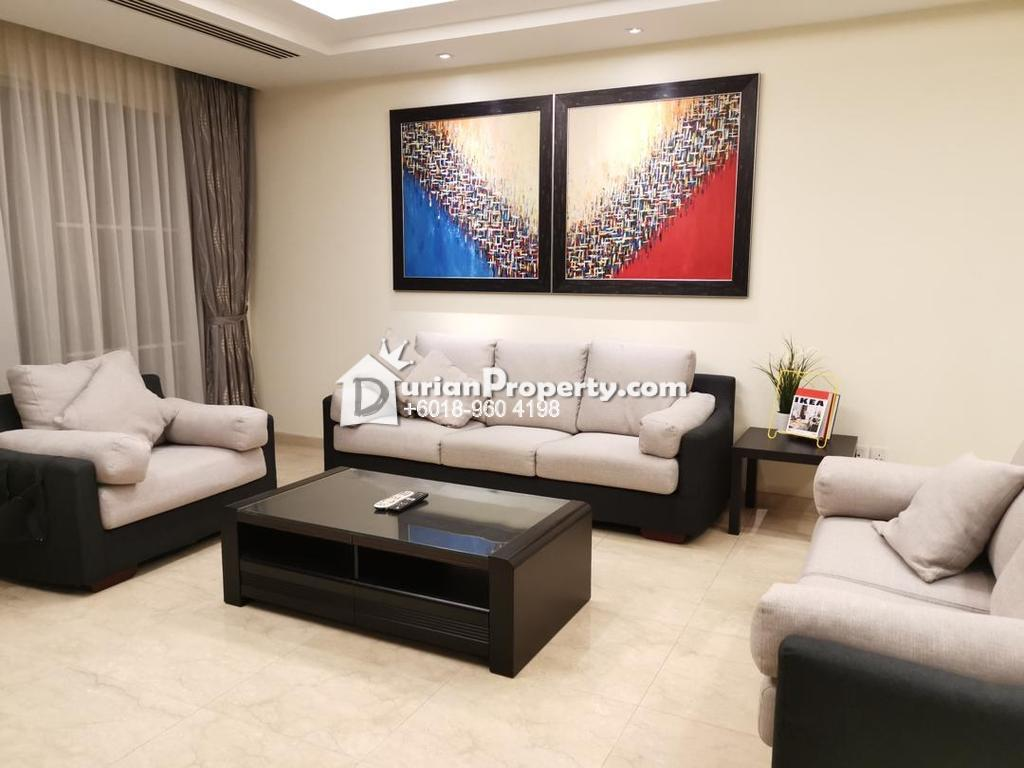 Condo For Rent at 28 Mont Kiara, Mont Kiara