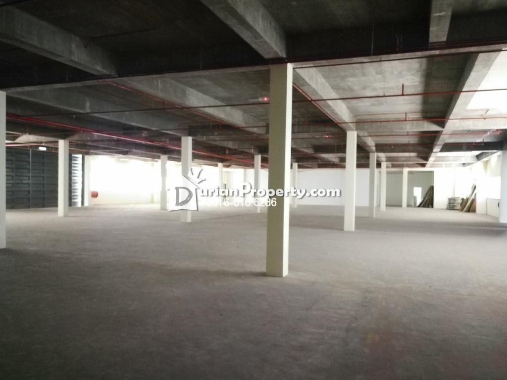 Detached Warehouse For Sale at Puncak Alam, Selangor