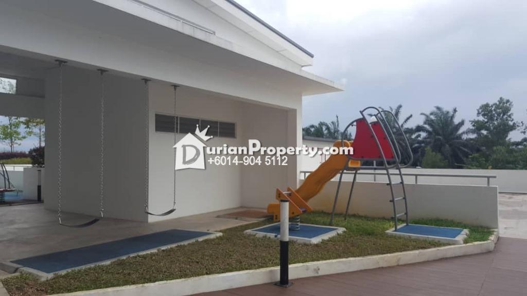 Apartment For Rent at Sentrovue, Bandar Puncak Alam