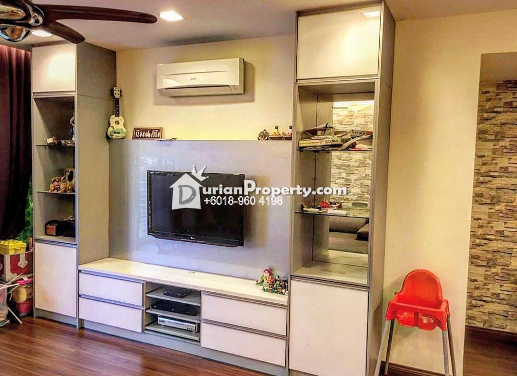 Condo For Rent at Setia Walk, Pusat Bandar Puchong