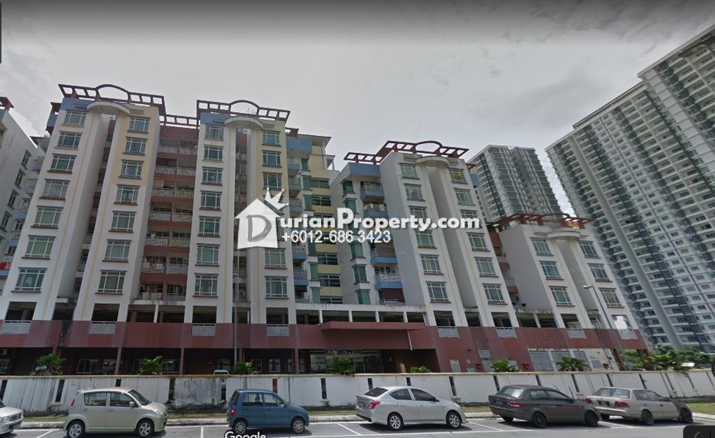 Apartment For Sale at Bukit Segambut, Segambut