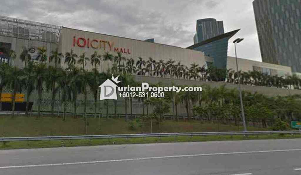 Apartment For Auction at Centrus Soho, Cyberjaya