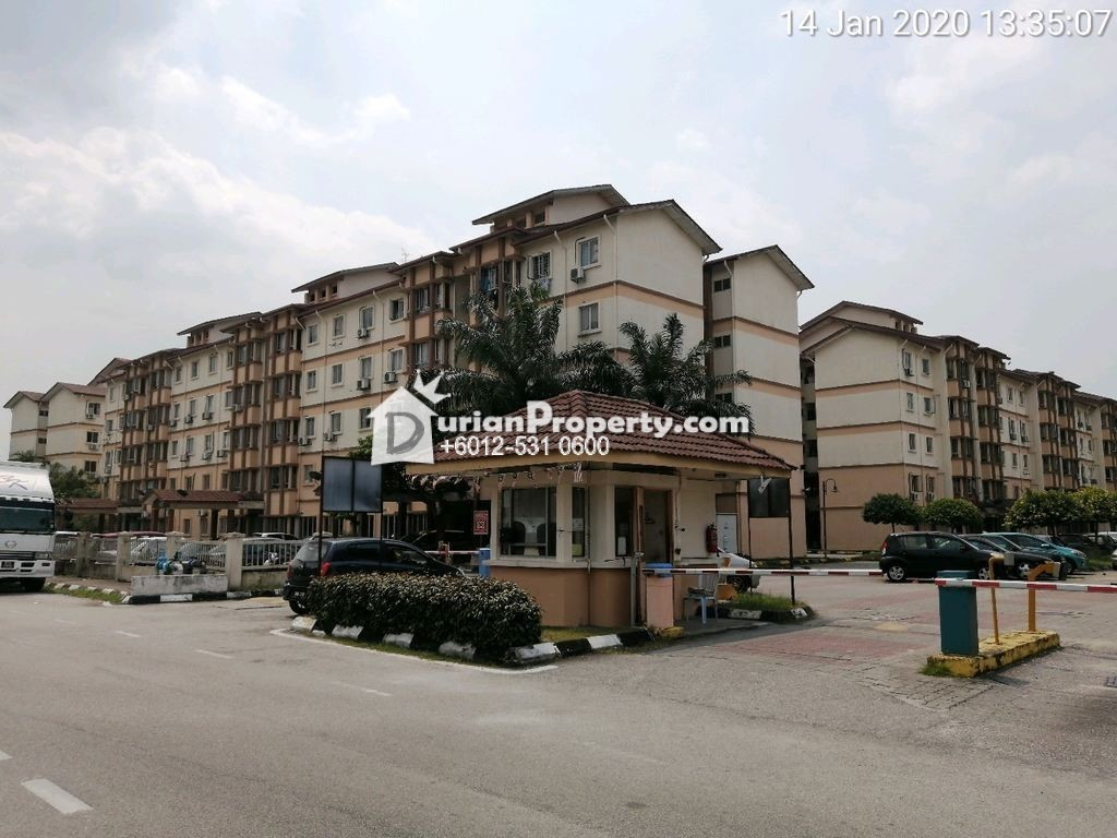 Apartment For Auction at Apartment Tropika, Bandar Bukit Tinggi