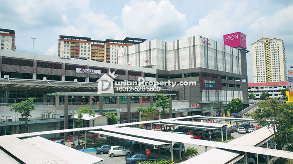 Apartment For Auction at Seri Puri, Kepong
