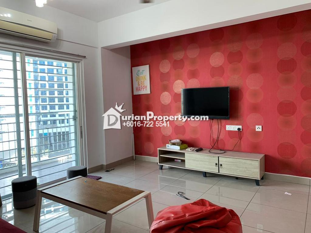 Condo For Rent at First Residence, Kepong