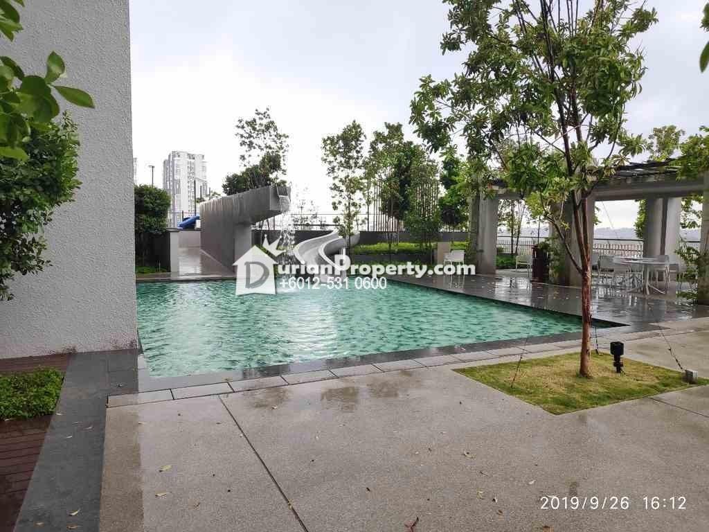Apartment For Auction at Sfera Residency, Seri Kembangan