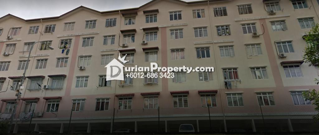 Apartment For Rent at Pangsapuri Adalia, Bandar Sungai Long