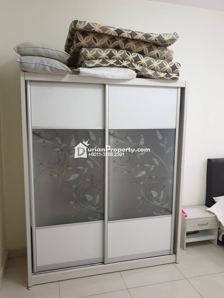 Condo For Rent at The Z Residence, Bukit Jalil