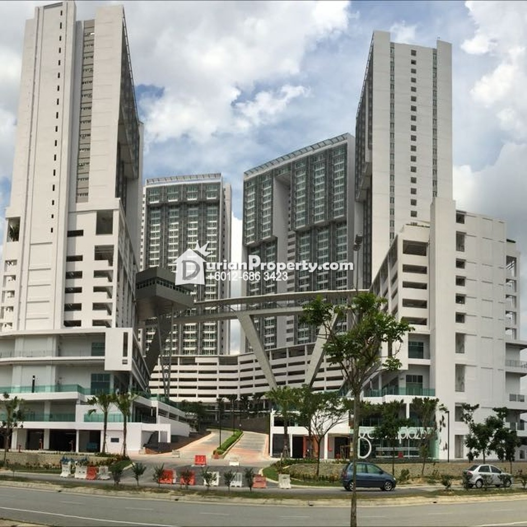 Condo For Sale at Garden Plaza, Cyberjaya