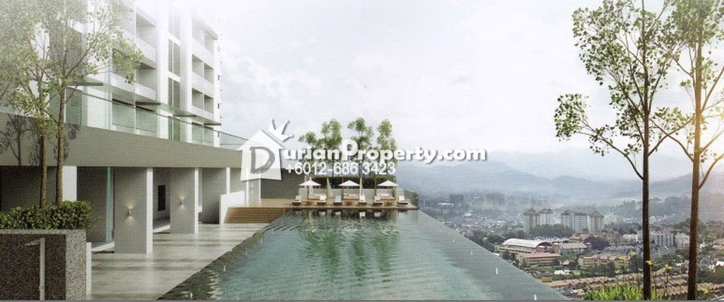 SOHO For Sale at Landmark Residences, Bandar Sungai Long
