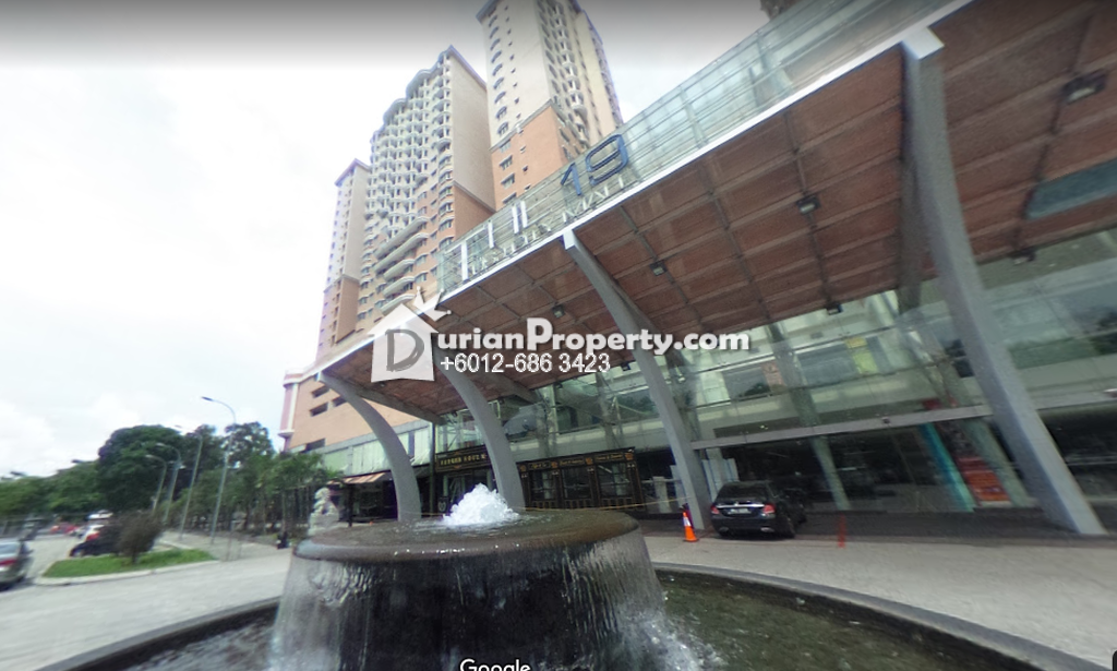 Apartment For Sale at The 19 USJ City Mall, USJ