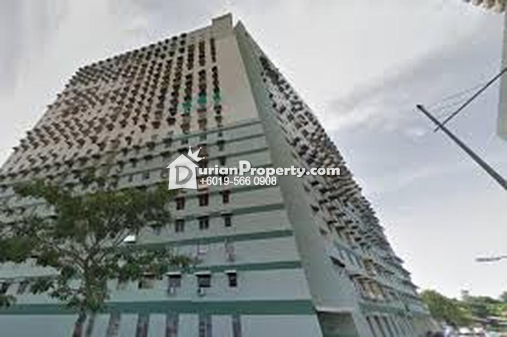 Flat For Sale at Taman Serina, Jelutong