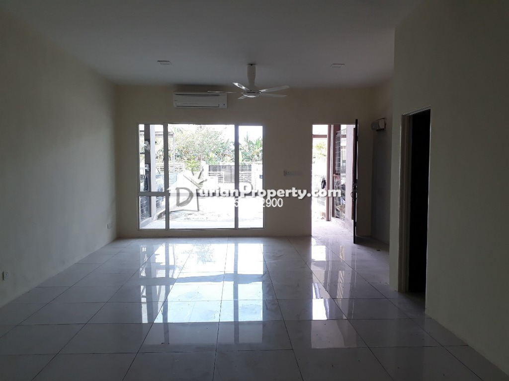 Terrace House For Sale at Aman Sari Residences, Kota Kinabalu