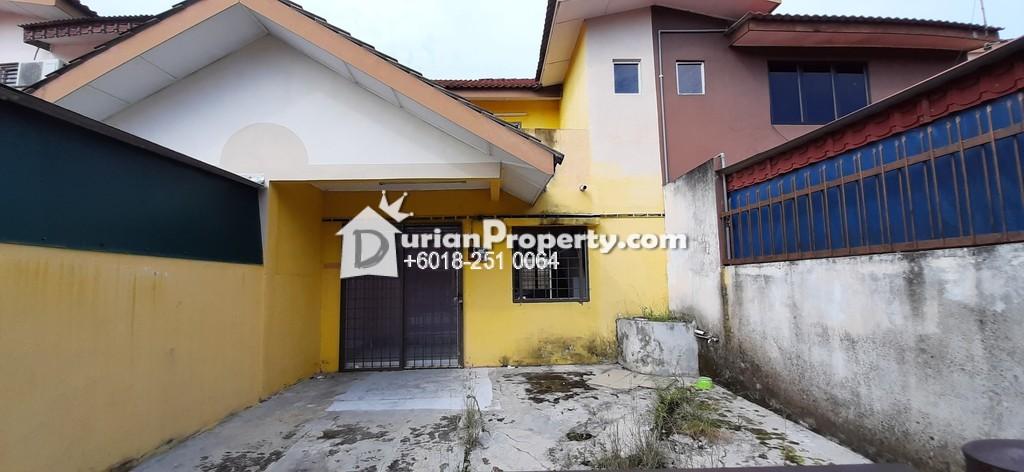 Terrace House For Sale at Taman Serendah Makmur, Serendah