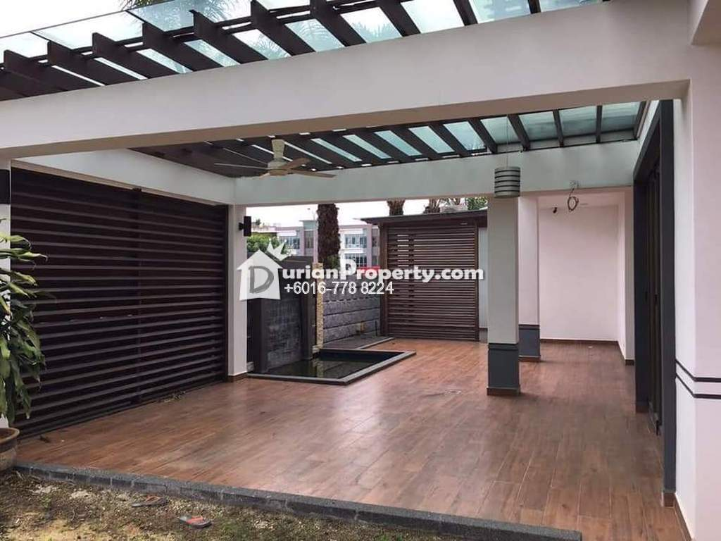 Bungalow House For Sale at Taman Austin Heights, Johor Bahru
