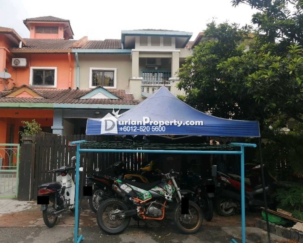 Terrace House For Auction at Section U5, Shah Alam