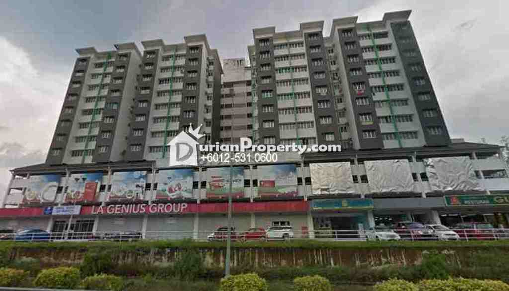 Apartment For Auction at Mewah 9 Residence, Taman Bukit Mewah