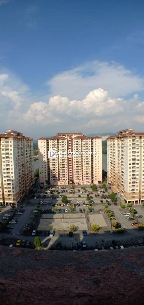 Apartment For Sale at Laguna Biru Apartment, Taman Tasik Biru