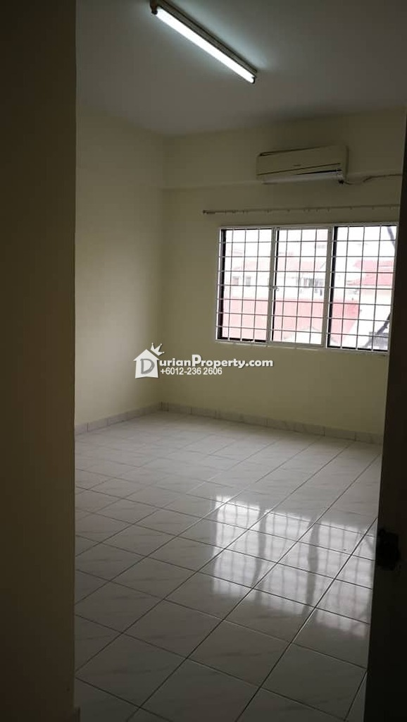 Apartment For Sale at Prima Saujana, Kepong
