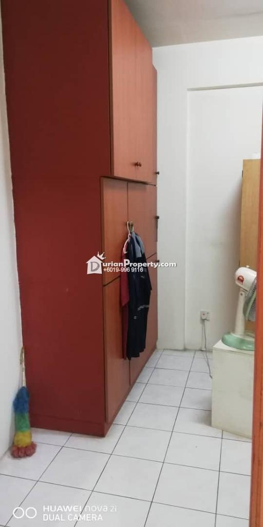 Apartment For Sale at Taman Sri Sinar, Segambut
