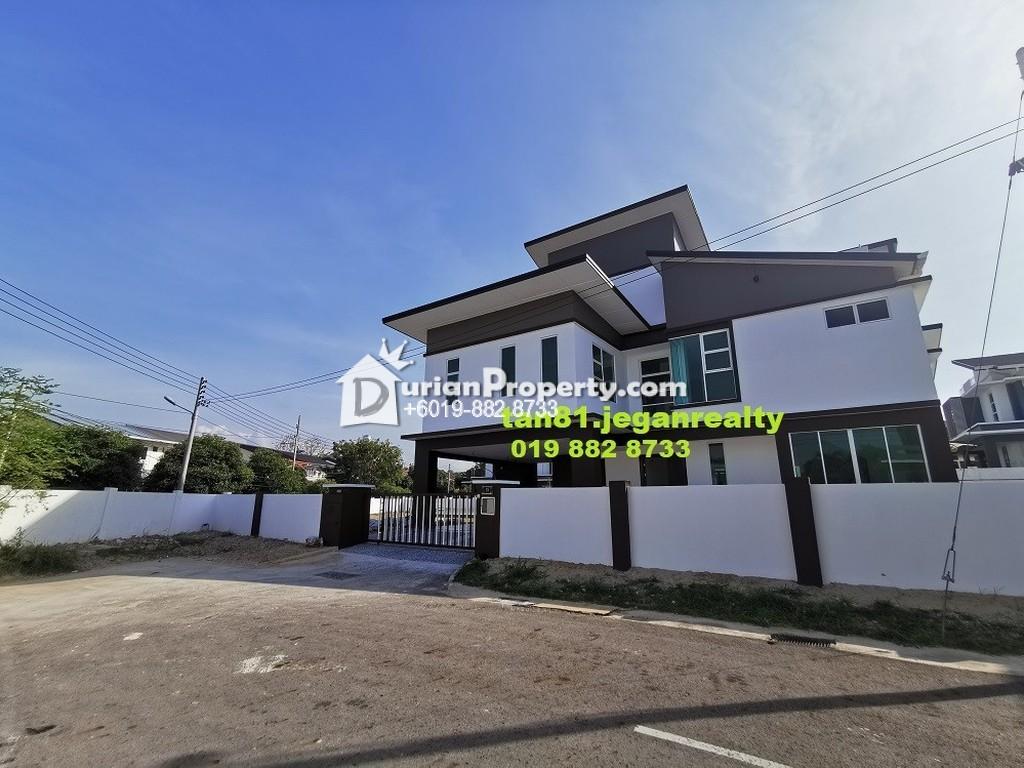 Bungalow House For Sale at Taman Prima Jaya, Kota Kinabalu