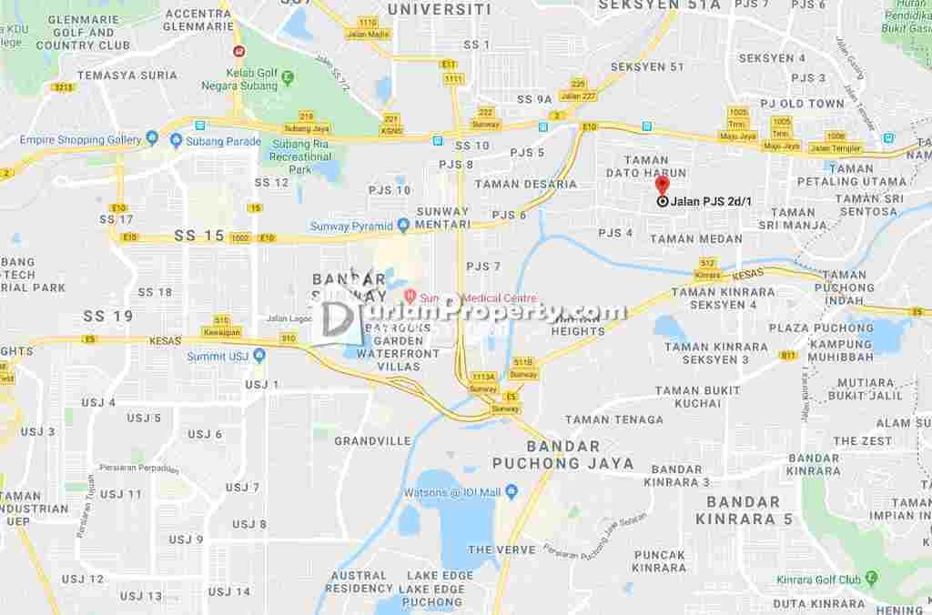 Flat For Auction at Taman Medan, Petaling Jaya