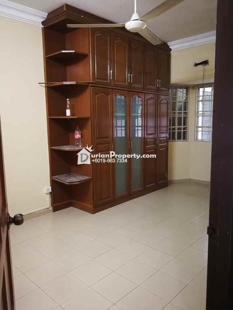 Terrace House For Rent at Taman Palm Grove, Klang
