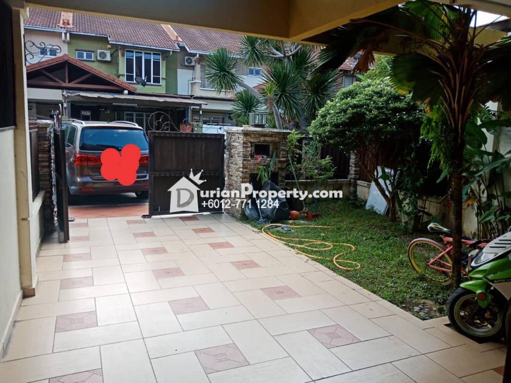 Terrace House For Sale at Taman Dagang, Ampang
