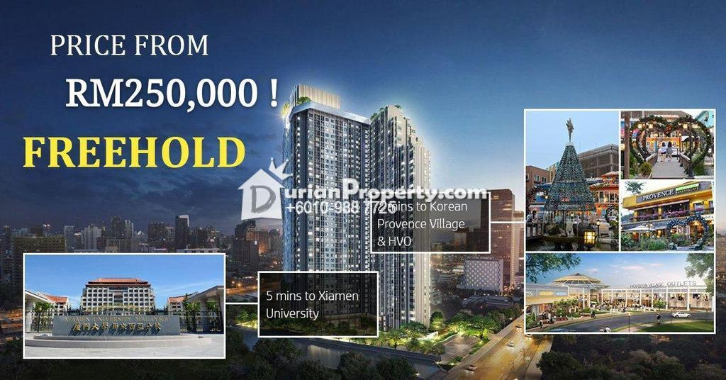 Condo For Sale at Taman Cheras Indah, Cheras