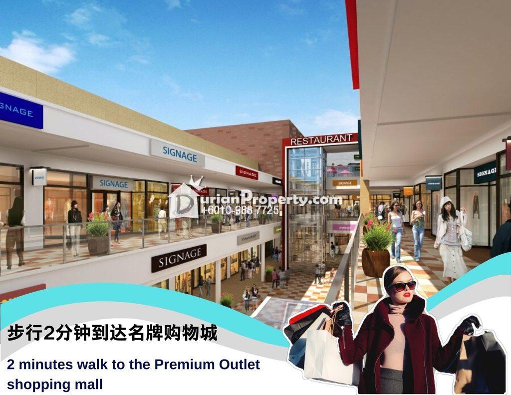 Condo For Sale at Sri Subang Apartment, Bandar Sunway