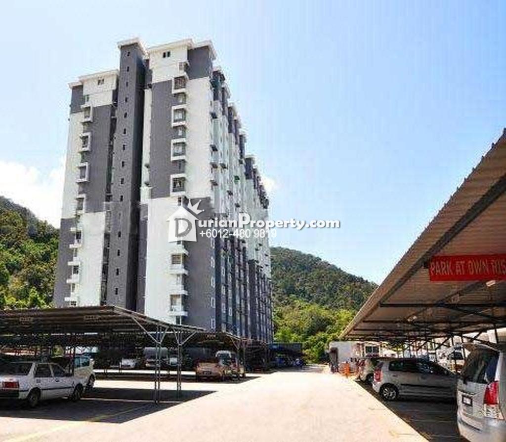 Apartment For Sale at Permai Jaya Apartment, Tanjung Bungah