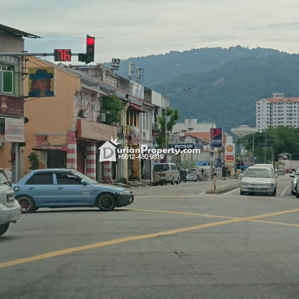 Terrace House For Sale at Georgetown, Penang