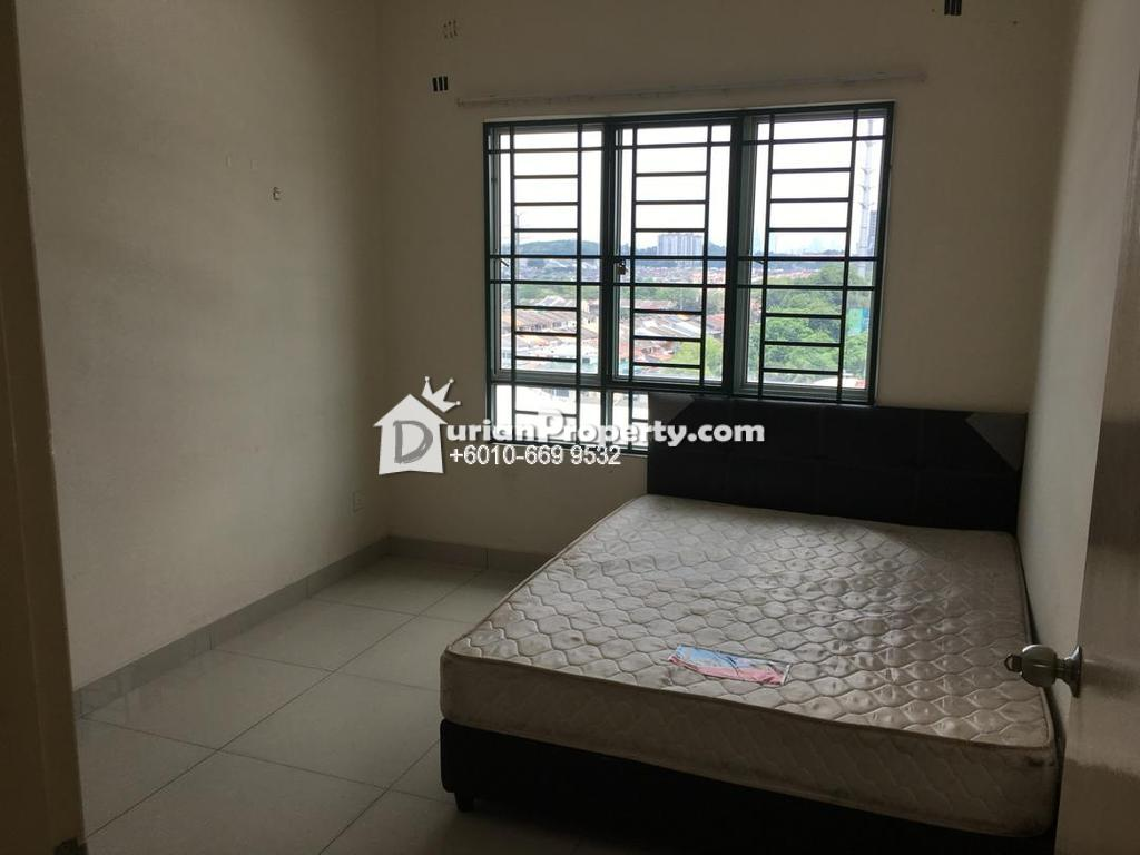 Serviced Residence For Sale at Connaught Avenue, Cheras