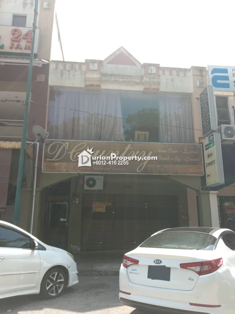 Shop Office For Rent at Lagenda Heights, Sungai Petani