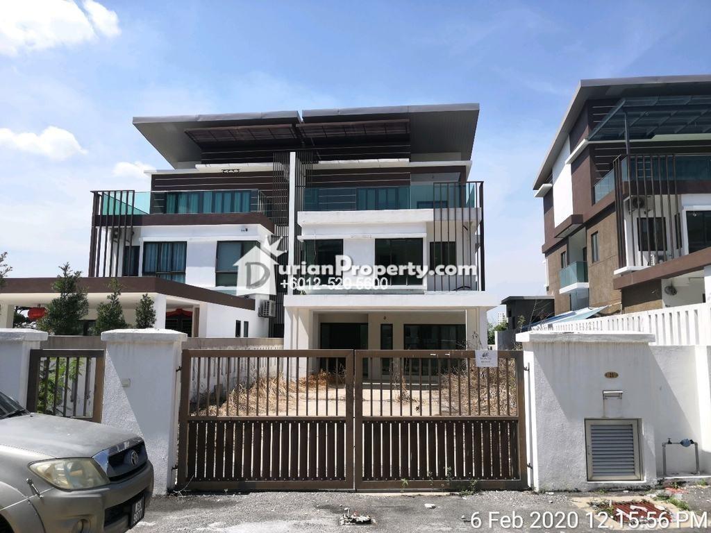 Semi D For Auction at Puchong Hartamas, Puchong