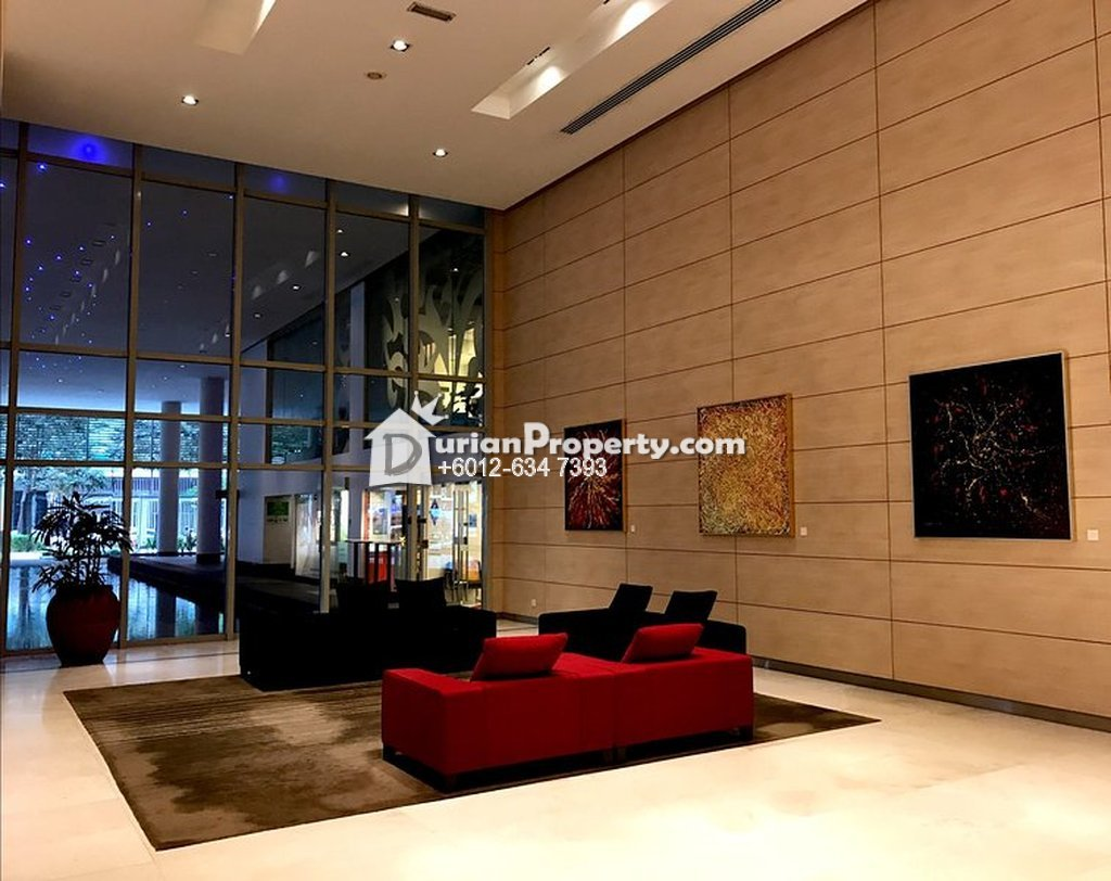 Serviced Residence For Rent at Marc Service Residence, KLCC