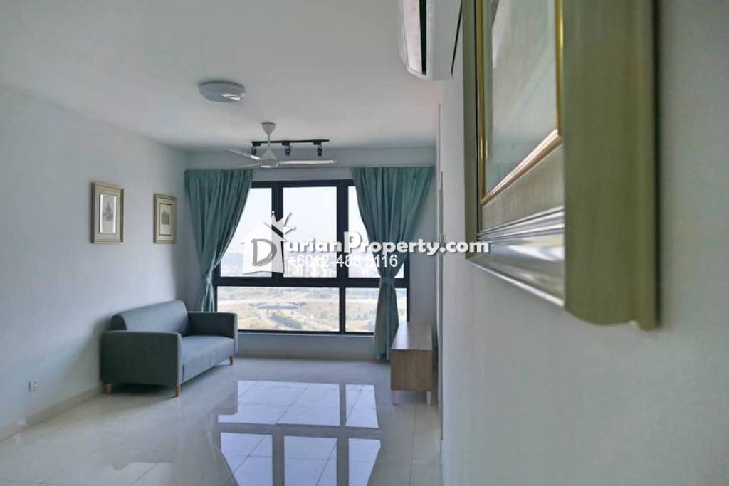 Serviced Residence For Rent at Sfera Residency, Seri Kembangan