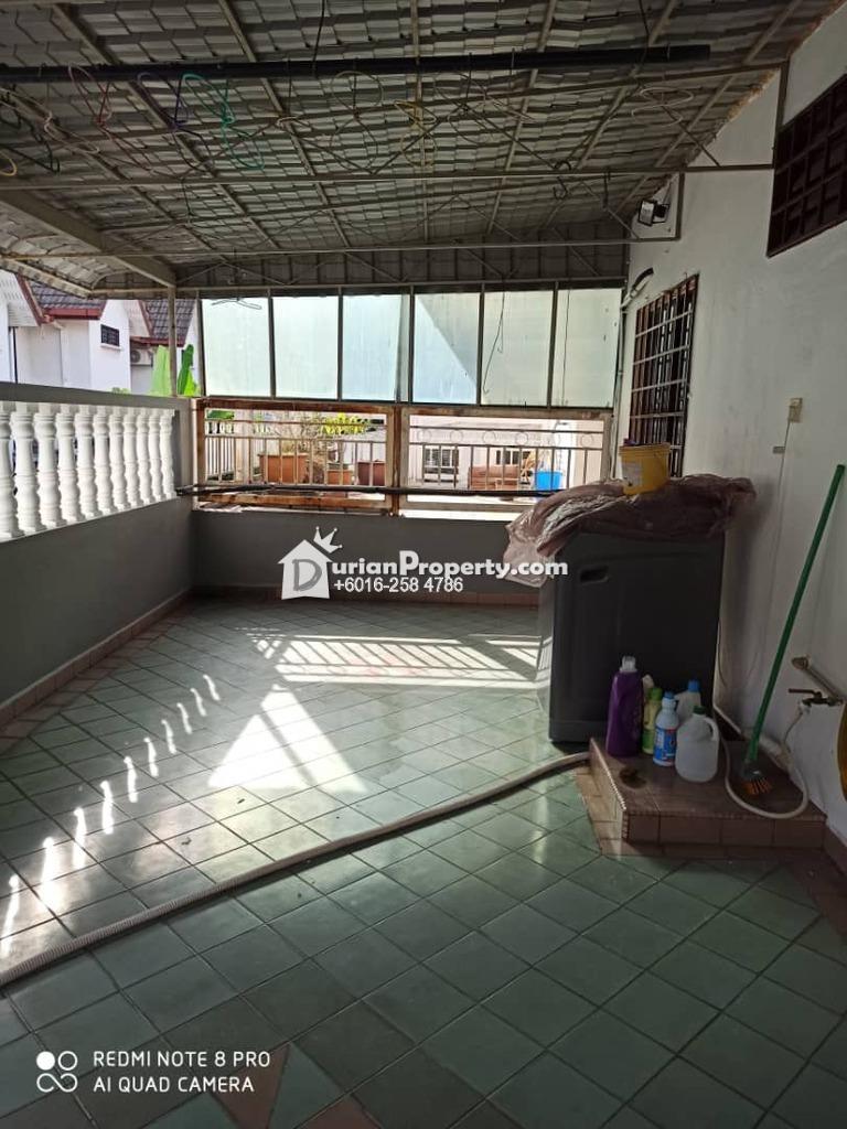 Terrace House For Sale at D'Tinggian Suasana, Bandar Tun Hussein Onn