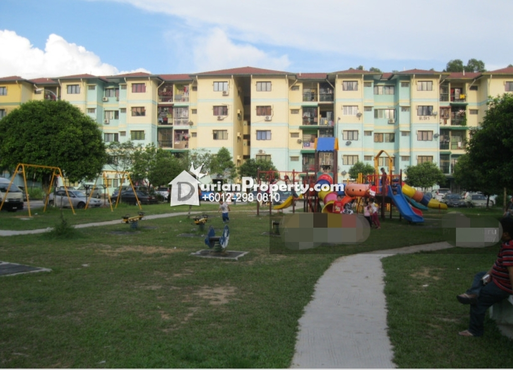 Apartment For Sale at Subang Impian, Subang
