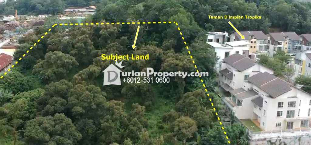 Agriculture Land For Sale at Balakong, Selangor