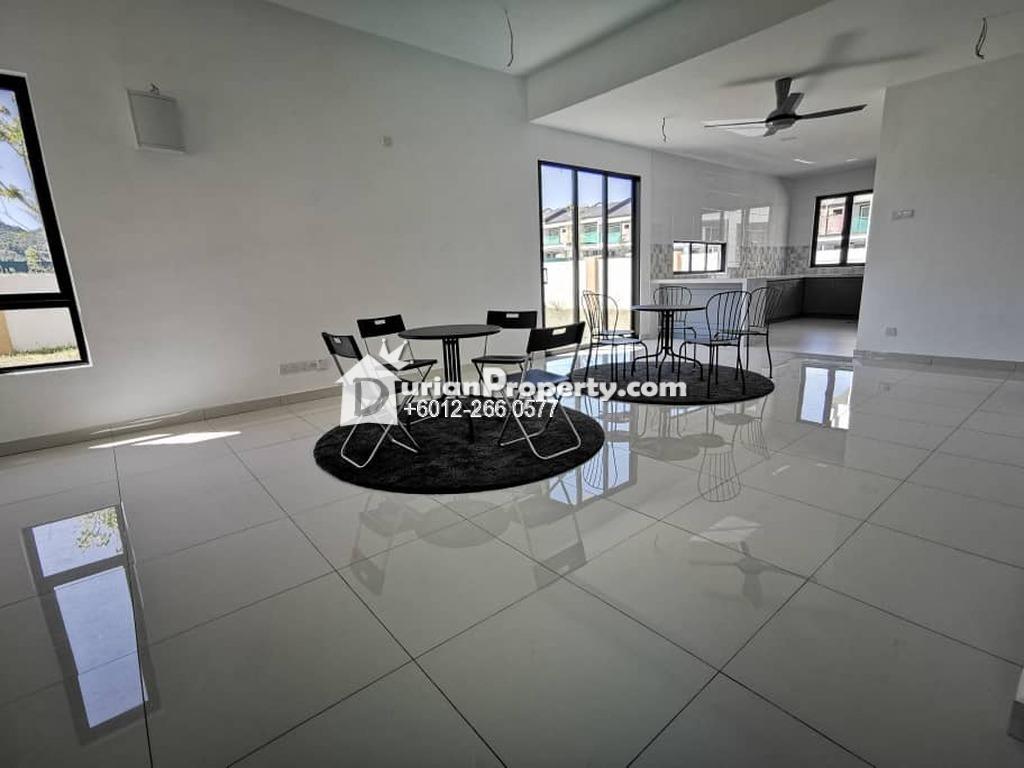 Terrace House For Sale at Nada Alam, Nilai