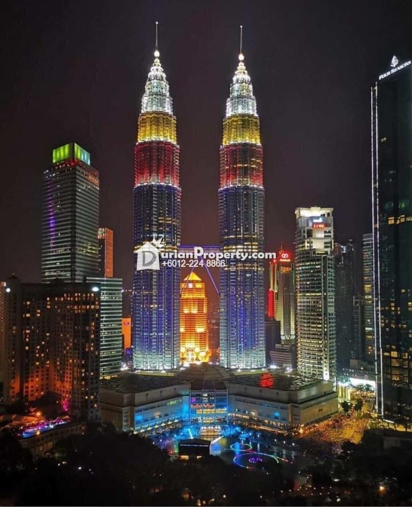 Serviced Residence For Sale at The Ruma, KLCC