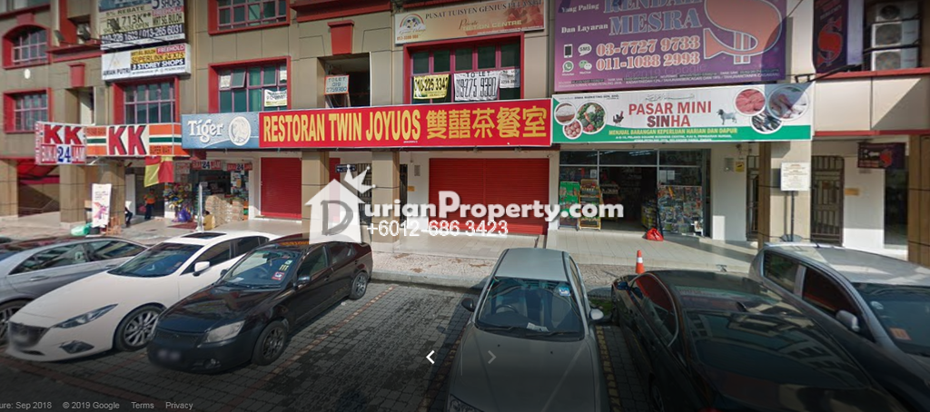 Shop Office For Sale at Tadisma Business Park, Shah Alam