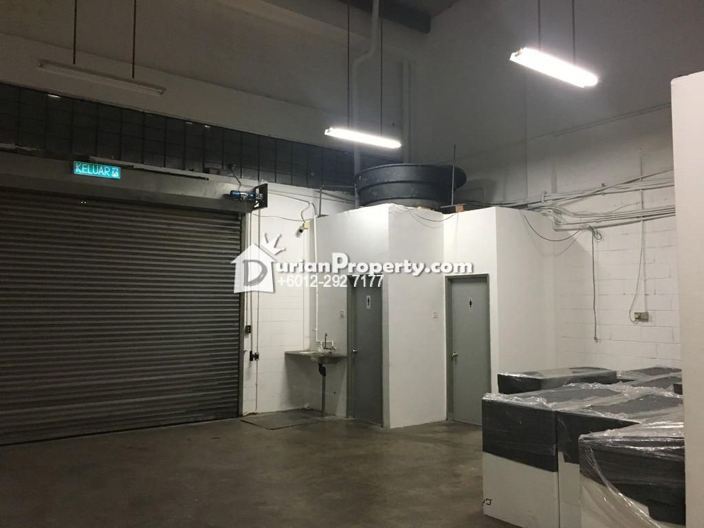 Terrace Factory For Rent at PJS 11, Bandar Sunway