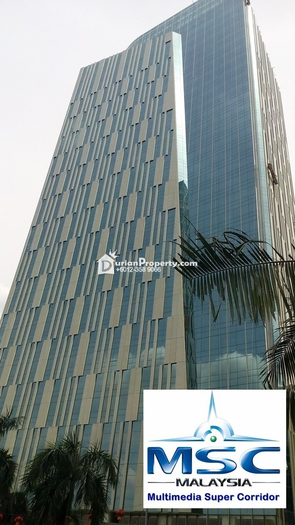 Office For Rent at IOI City Tower, Putrajaya
