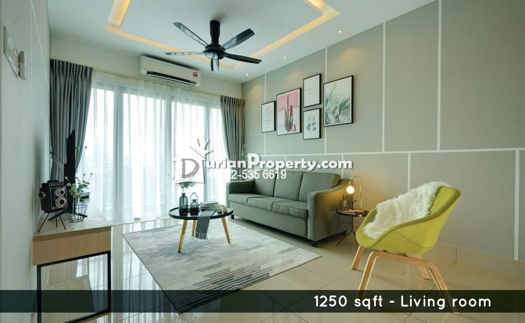 Serviced Residence For Sale at One Residences, Sungai Besi