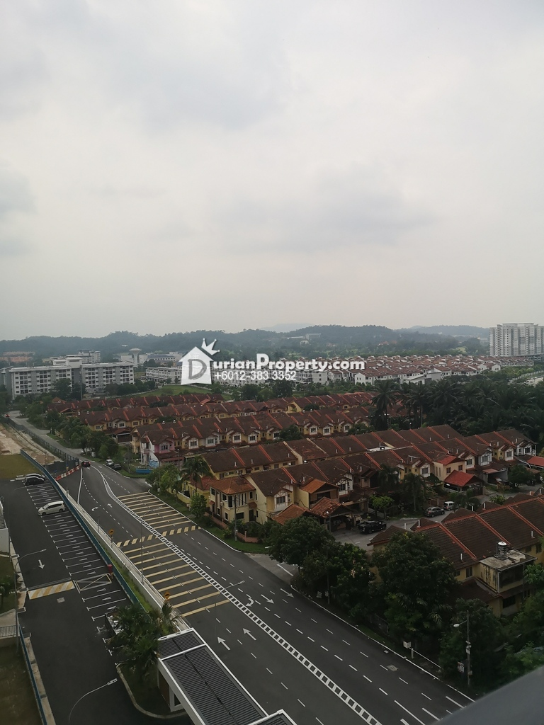 Condo For Rent at Puncak Hijauan, Taman Universiti