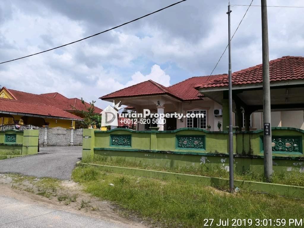 Semi D For Auction at Pasir Puteh, Kelantan