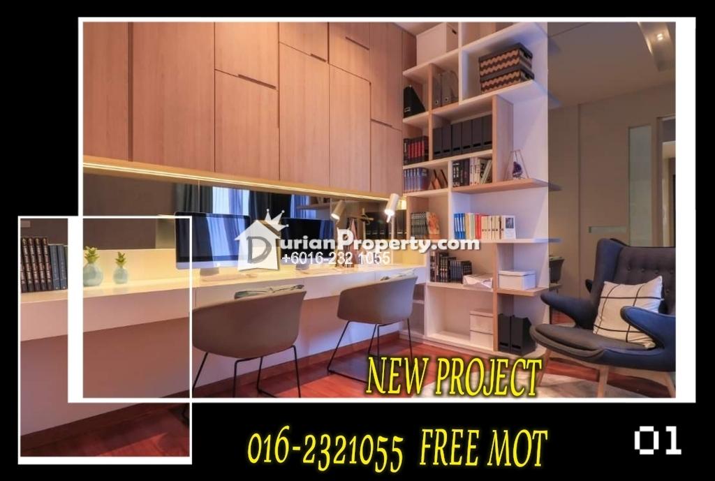 Shop Apartment For Sale at Sapphire Paradigm, Petaling Jaya